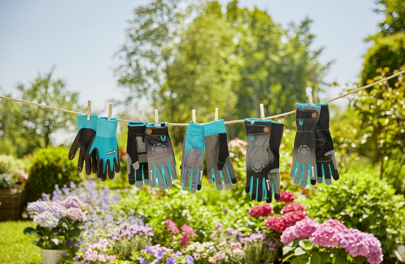 Met het hele gezin de tuin zomerproof maken