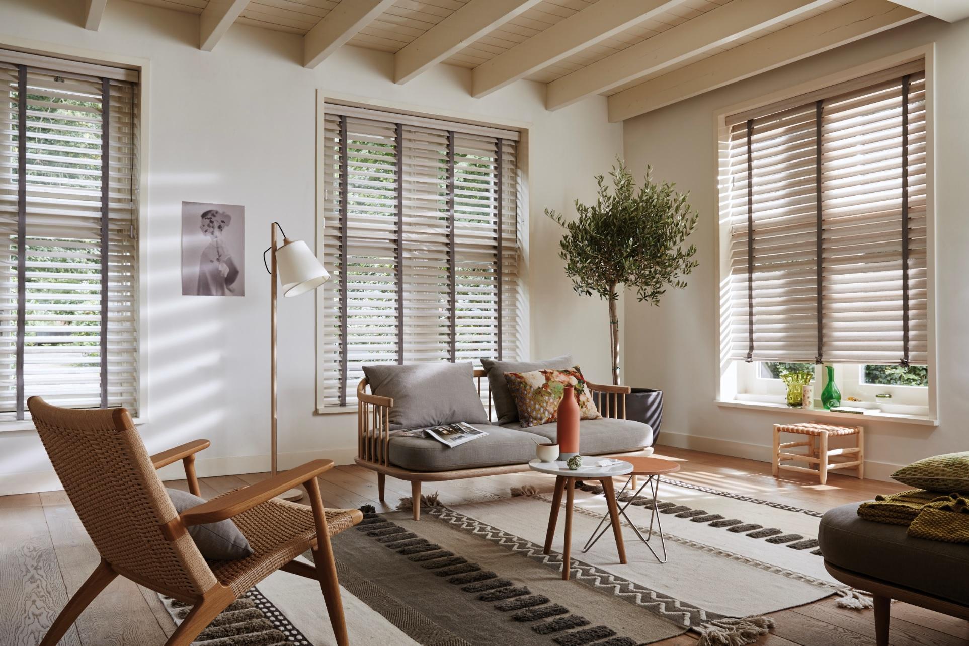 Jouw woning verduurzamen met bamboe jaloezieën