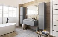Een complete badkamer