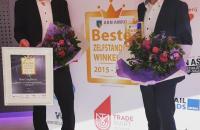 Winnaar 'Beste Zelfstandige Winkelier' 2015