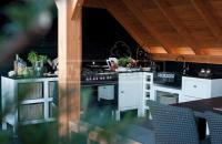 Outdoor cooking: de ideale buitenkeuken