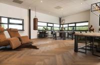 Heerlijke vloerverwarming onder je houten vloer