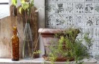 Trend: Botanisch behang
