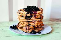 Recept: Pannenkoeken met bosbessen