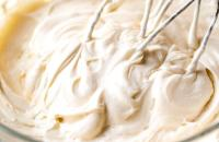 Recept: Cream Cheese Frosting