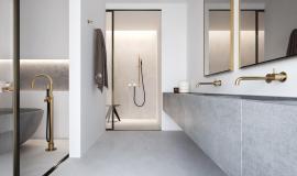 Een duurzame badkamer met de kranen van Hotbath
