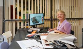 Interieurstylist Annemarie