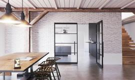 Stoere zwarte deuren voor jouw interieur