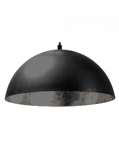 Hanglamp Larino zwart/goud
