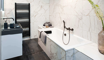 Moderne badkamer inspiratie