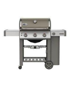 Gasbarbecue Genesis II E310 GBS Grijs
