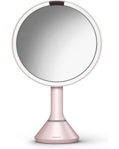 Sensor spiegel touch control roze