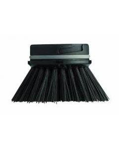 Afwasborstelkop Soft Zwart