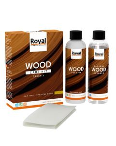 Teakfix Wood Care Kit Cleaner