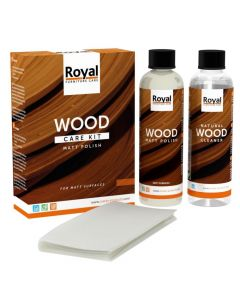 Matt Polish Wood Care Kit Cleaner