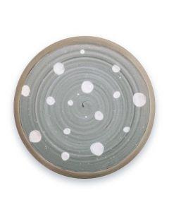 Wandbord grijs 40cm