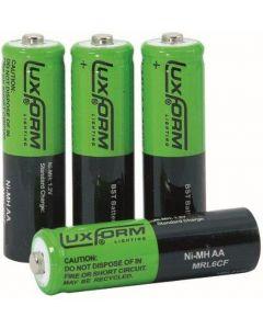 Solar Oplaadbare Batterijen AA