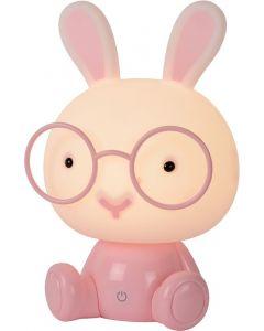 Tafellamp DODO Rabbit roze