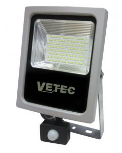 LED bouwlamp VL 50-1S met bewegingsmelder