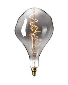 LED Lamp Organic Evo Grijs