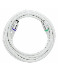 Coax Kabel Stekker 5M