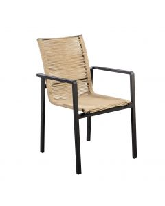 Ishi stackable dining chair