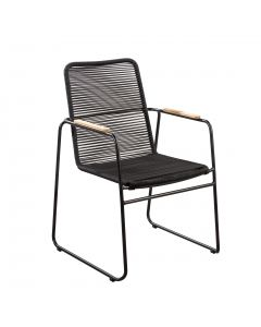 Wasabi stackable dining chair
