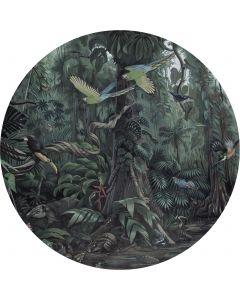 Behangcirkel XL Tropical Landscapes 237.5 cm BC-072