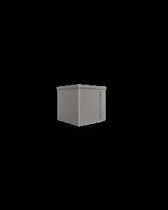 Berging Neo Gr.2B kwartsgrijs met. dub.deur