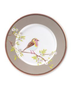 Plate  - 21 cm: PIP Ontbijtbord early bird