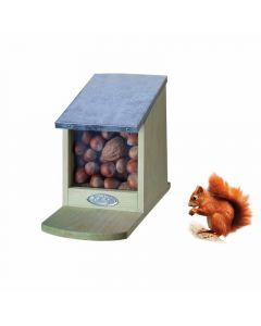Esschert Design eekhoorn voederhuis