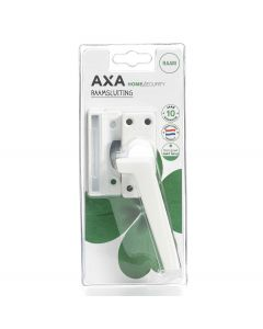 AXA raamboom met sluitplaat rechts wit