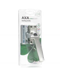 AXA raamboom met sluitplaat en drukknop rechts f2