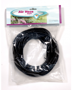 luchtslang voor vijverpompen 15m zwart 4/6 mm