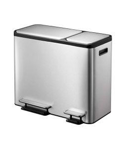 EcoCasa Recyle prullenbak 3 x 15 liter