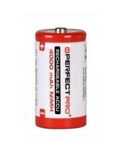 Batterij C NiMH 4000 mAh (set van 2)
