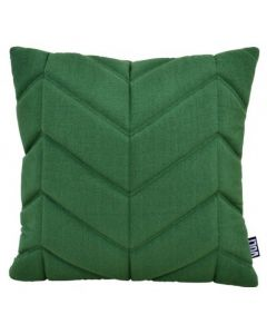 Kussen 3D Fishbone Groen