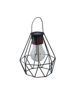Hanglamp Solar Dusseldorf geoxideerd koper