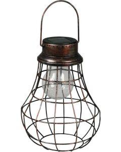Hanglamp Solar Rumba bruin
