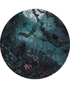 Behangcirkel XL Tropical Landscapes 190 cm CK-087