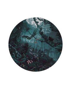Behangcirkel XL Tropical Landscapes 142.5 cm SC-087