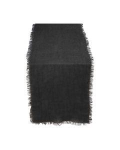 Tafelloper 50x150cm grijs