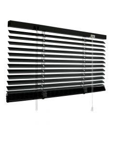 Jaloezie 100x180 cm zwart