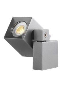 Spotlamp Nano grijs 12V