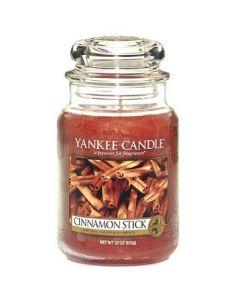 Yankee Candle jar Cinnamon Stick large