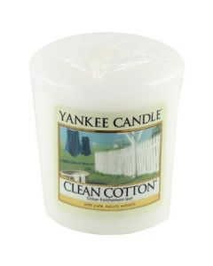 Yankee Candle votief kaars Clean Cotton